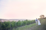 Our wedding in the vines !