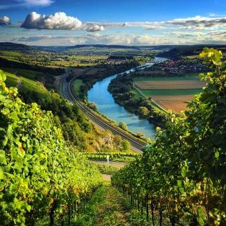 Stetten, Franconia - Germany